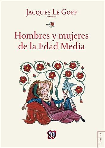 Book Hombres y Mujeres de La Edad Media (Tezontle)