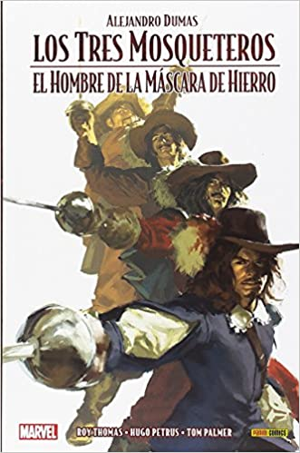 TRES MOSQUETEROS EL HOMBRE DE LA MASCARA DE HIERRO: Roy Thomas: 9788491674511: Amazon.com: Books