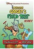 Inspector Gadget's Field Trip Series: Southwest U.S. And Wild West