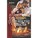 Two-Week Texas Seduction (Texas Cattleman's Club: Blackmail)