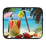 13 15 inch Fruit Cocktail Laptop Sleeve Bag Water Resistant