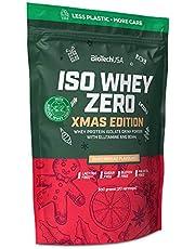 BioTechUSA Iso Whey ZERO, Lactose, Gluten, Sugar FREE, Premium Whey Protein Isolate