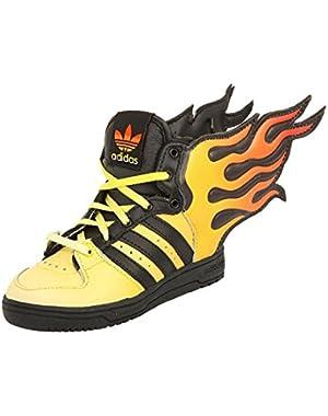 Toddler ObyO JS Flames I - Jeremy Scott