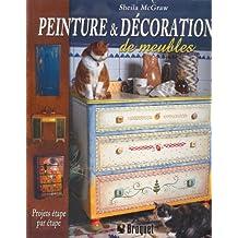 Peinture et décoration de meubles