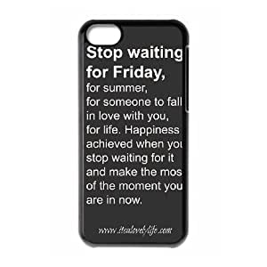 Quotes And Wisdom iPhone 5C Case Black Yearinspace915656