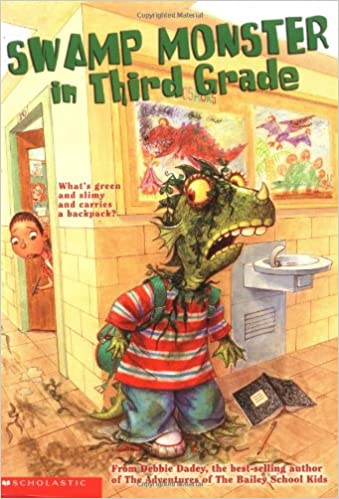 Buy Swamp Monster in Third Grade (Swamp Monsters) Book Online at Low ...
