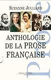 Anthologie de la prose francaise