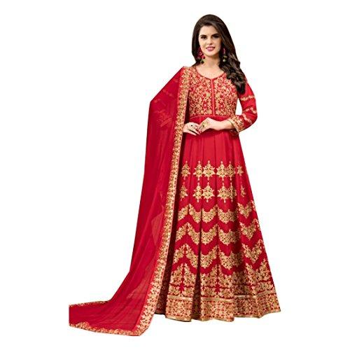 lungo misurare anarkali indiano salwar kameez ETHNIC etnica EMPORIUM dritto 2756 plazo Misurazione emporium per designer pantalone abito partywear gq8XxqBw