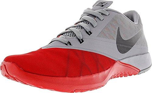 Nike Mens Fs Lite Trainer 4 Universiteit Rood / Zwart-stealth