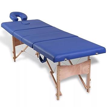 Furnituredeals camillas masajesMesa Camilla de Masaje de Madera ...