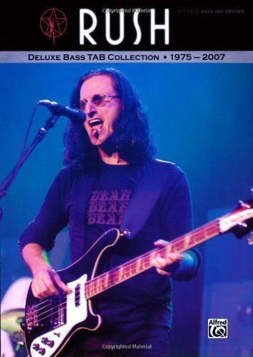 Maple Deluxe Bass (Rush - Deluxe Bass Tab Collection 1975 - 2007: Authentic Bass TAB by Rush (Mar 1 2009))