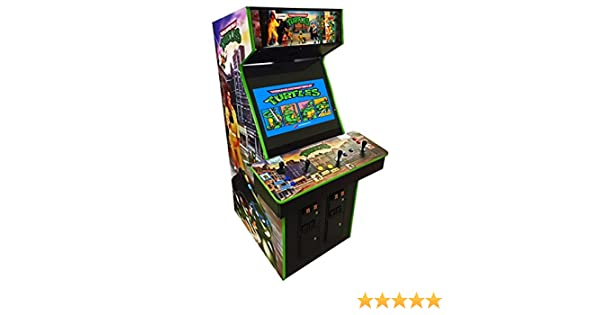 Amazon.com : Ninja Turtles 4 Player Arcade Game : Arcade ...
