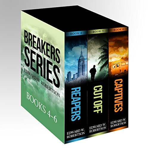 (The Breakers Series: Books 4-6)