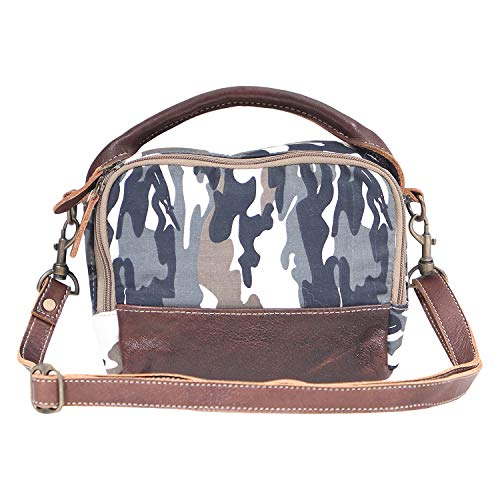 Myra Bag Cavalry Upcycled...