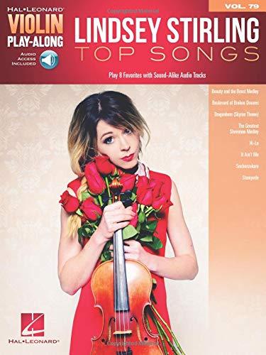 Lindsey Stirling   Top Songs  Violin Play Along Volume 79  Hal Leonard Violin Play Along Band 79