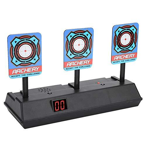 Electric Score Bullet Target Toy,Kids Toy Gun Electric Targe