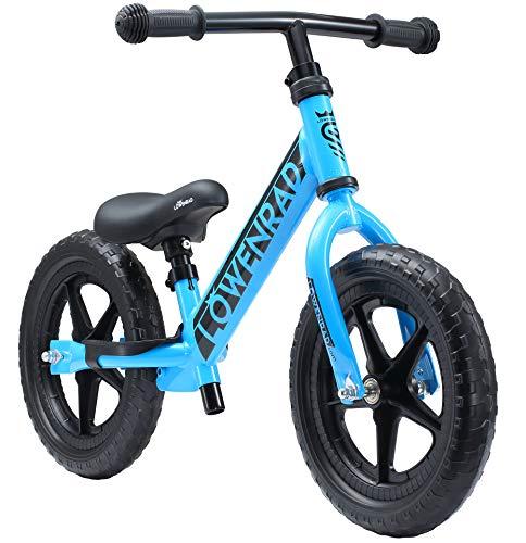 🥇 LÖWENRAD Bicicleta sin Pedales para niños y niñas a Partir de 3 – 4 año
