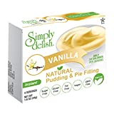 SIMPLY DELISH Pudding and Pie Filling, Vanilla, 44g
