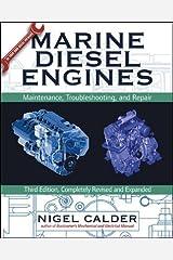 Marine Diesel Engines: Maintenance, Troubleshooting, and Repair Hardcover
