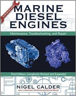 amazon marine diesel engines maintenance troubleshooting and