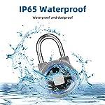 Fingerprint-Lucchetto-Serratura-Bluetooth-APP-IP65-Impermeabile-Intelligente-Lucchetto-Con-Keyless-Biometrico-Adatto-Per-Palestra-Sport-Bici-Scuola