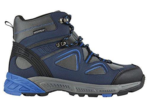 Herren Trekkingschuhe Wanderschuhe Atmungsaktiv, wasserdicht und windabweisend durch eingearbeitete TEX-Membran