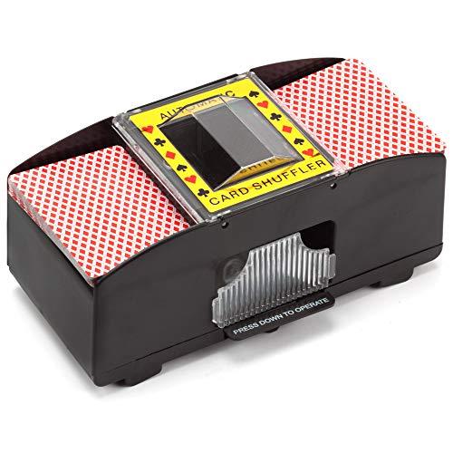 Casino Automatic Card Shuffler