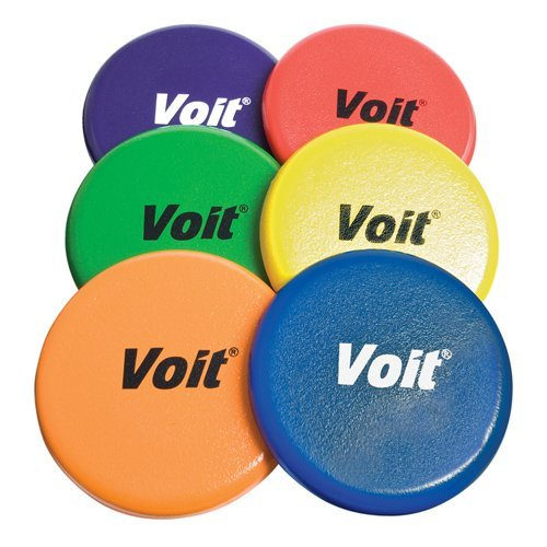 Voit TUFF 8.5'' Flying DISC 6-Pack by Voit