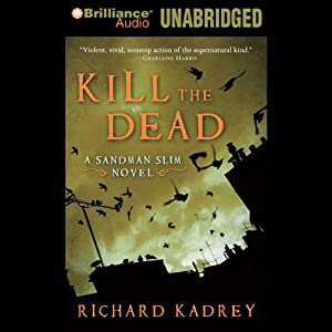 Kill the Dead Audiobook