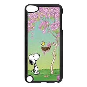 [QiongMai Phone Case] FOR Ipod Touch 5 -Funny Snoopy-Case 5