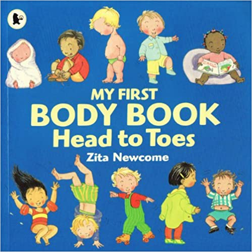 Head to Toes: My First Body Book
