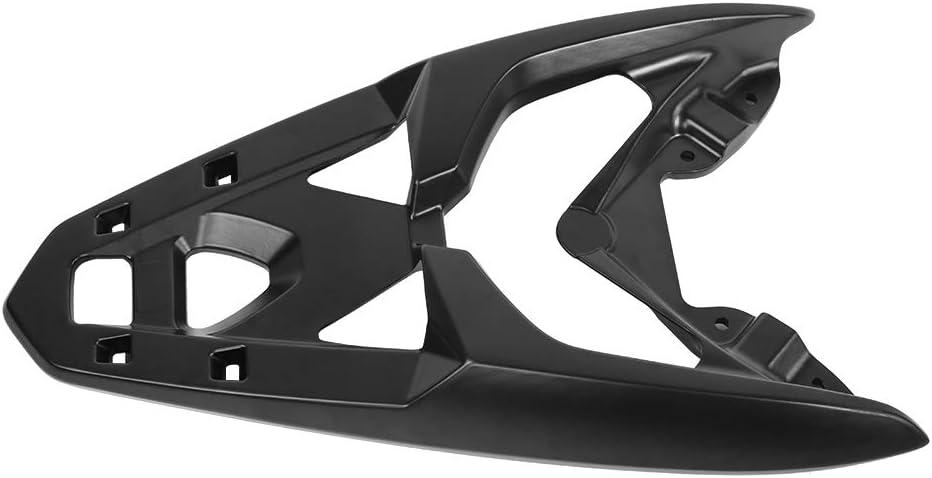 Portapacchi posteriore in lega per moto Portapacchi posteriore Portapacchi Staffa per mensola per Nmax 155 NMAX 125 N-MAX 155 Anticorrosivo Forte e robusto