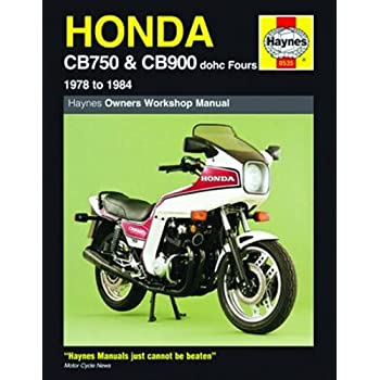 Tremendous Amazon Com Haynes Repair Manual 131 For Honda Cb750 Cb 750 K F Four Wiring Digital Resources Sapredefiancerspsorg