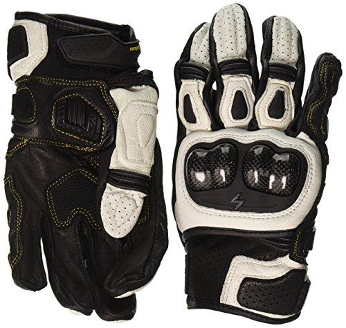 (ScorpionExo Women's SGS MK II Gloves(White, Medium), 1 Pack)
