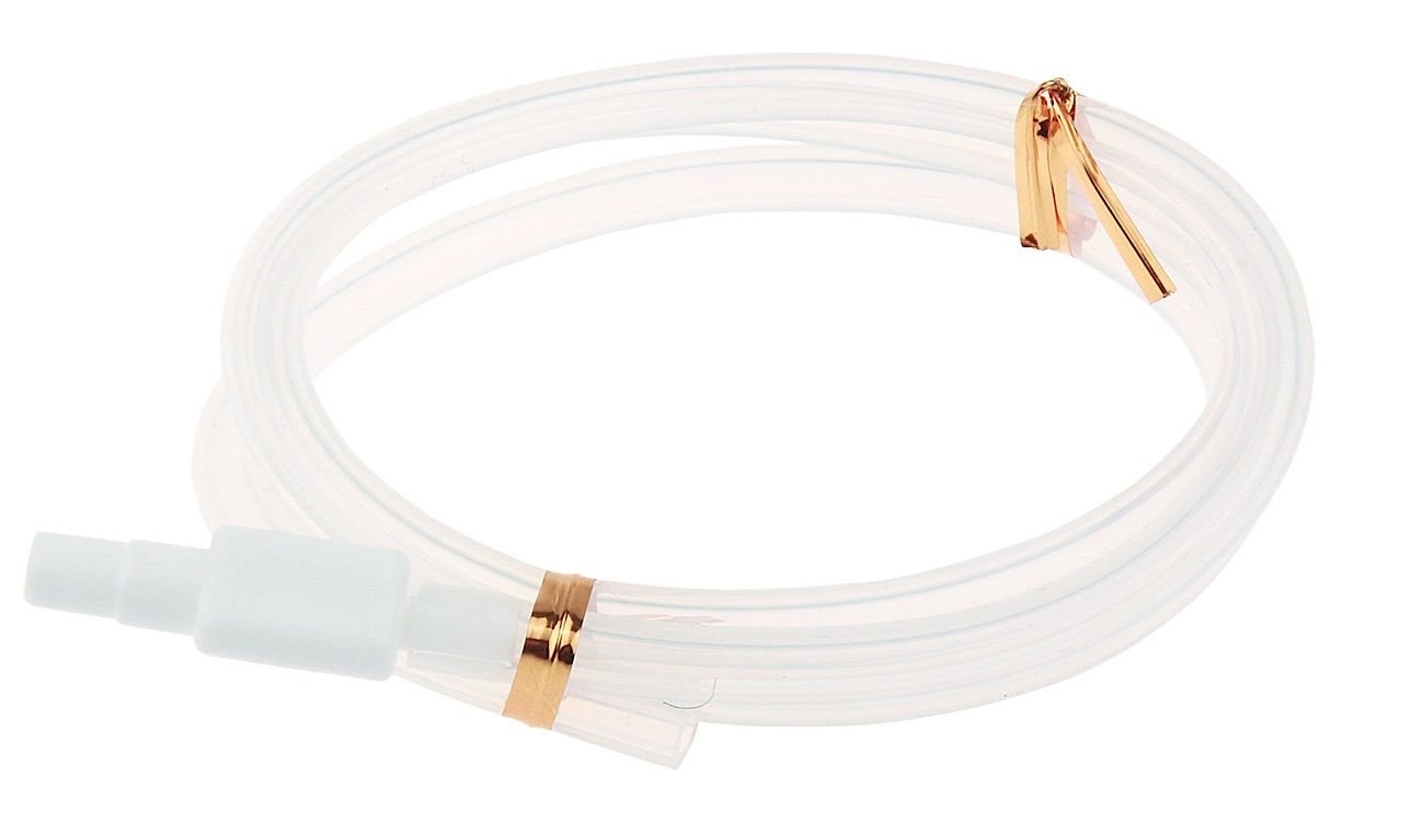 Tubo de repuesto para los extractores de leche el/éctricos de condensaci/ón Spectra 3/y Spectra   Talla:pack de 1 con adaptador