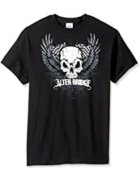 Men's Alter Bridge Skull With Wings Logo T-Shirt