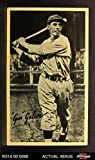 1937 Goudey Wide Pen Gus Galan Chicago Cubs (Baseball Card) Dean's Cards 3 - VG Cubs