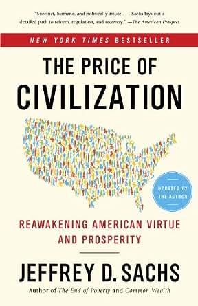Amazon the price of civilization reawakening american virtue print fandeluxe Gallery
