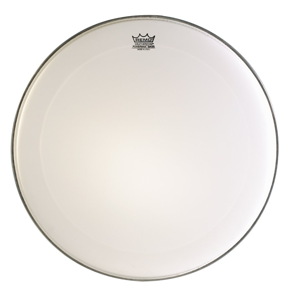 Remo PM1022-MP PowerMax Ultra Marching Bass Drum Head (22-Inch) KMC Music Inc