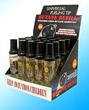 20 Butane Gas Mini Refill 18cc Lighter Torch Flame