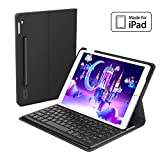 Genuine Apple MFi Certified iPad Pro 10.5 Case Keyboard with Smart Connector Backlit and Pencil Holder (English Layout)