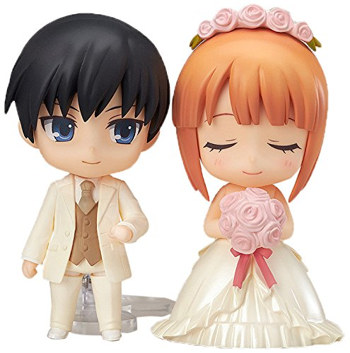 Nendoroid More 6-pack Decorative Parts for Nendoroid Figures Dress-Up Wedding