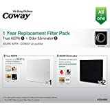 Coway Replacement Filter Pack for AP1512HH (2 Filter Packs)