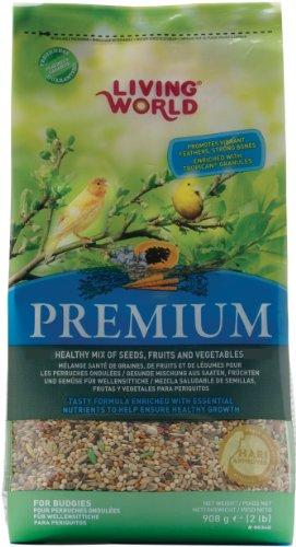 Living World Premium Canary Mix, 2 Pounds, My Pet Supplies