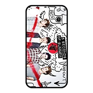 5 Second of Summer 5sos Custom Design Case Cover For iPhone 5s