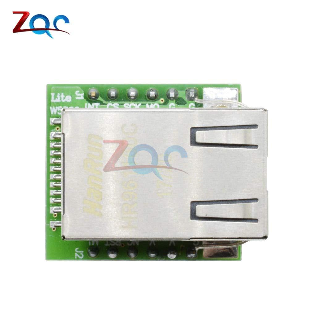 Amazon com: USR-ES1 W5500 Chip New SPI to LAN/Ethernet