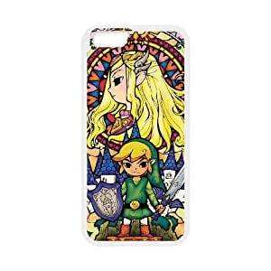 Legend of Zelda iPhone 6 4.7 Inch Cell Phone Case White yyfabd-286254