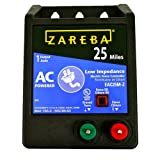 Zareba EAC25M-Z AC-Powered Low-Impedance 25-Mile Range Charger