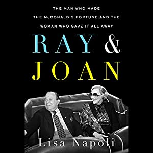 Ray & Joan Audiobook
