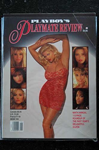 PLAYBOY'S PLAYMATE REVIEW 1993 06 NINTH ANNUAL